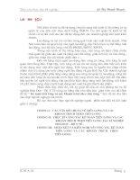 220 Kế toán tiền lương và các khoản trích theo tiền lương tại xí nghiệp Hoá Dược - Bộ Y tế