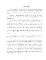 216 Một số vấn đề về hạch toán Kế toán tài sản cố định trong Doanh nghiệp