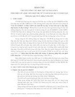 BÁO CÁO CHUYẾN CÔNG TÁC HỌC TẬP TẠI MALAYSIA PHỐI HỢP GIỮA HỘI LIÊN HIỆP PHỤ NỮ VÀ SỞ GIÁO DỤC VÀ ĐÀO TẠO