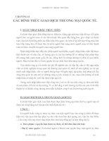 Giáo trình Kỹ thuật nghiệp vụ ngoại thương - Chương 2
