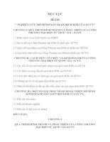 NGHIÊN CỨU MÔ HÌNH SÀN GIAO DỊCH B2B CỦA ECVN