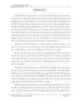 368 Hoàn thiện công tác Kế toán lưu chuyển hàng hoá tại Công ty Phát hành sách Hải Phòng (65tr)