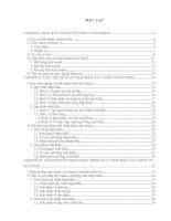 GIẢI PHÁP ĐẨY MẠNH HOẠT ĐỘNG XUẤT NHẬP KHẨU CỦA CÔNG TY MATEXIM