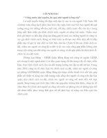 TỔ CHỨC THỰC THI CHÍNH SÁCH CHĂM SÓC NGƯỜI CÓ CÔNG VỚI NƯỚC