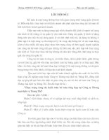 29 Thực trạng công tác hạch toán Kế toán tổng hợp tại Công ty TNHH Vinh Phát (134tr)