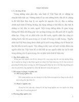 Đặc điểm về nguồn nhân lực Việt Nam và chính sách của chính phủ nhằm phát triển nguồn nhân lực