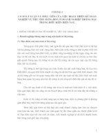 138 Hoàn thiện công tác hạch toán kế toán tiêu thụ hàng hoá Cửa hàng bách hóa 12 Bờ Hồ, Hà Nội