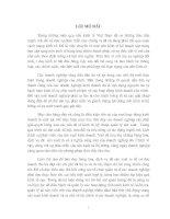 146 Kế toán bán hàng và xác định kết quả bán hàng tại Công ty cổ phần đại lý FORD Hà Nội