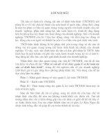 198 Một số vấn đề về tổ chức quản lí và kế toán tài sản cố định hữu hình
