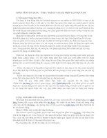 Phân tích tín dung- Thực trạng và giải pháp tại Việt nam