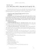 Giáo trình Kỹ thuật nghiệp vụ ngoại thương - Chương 8