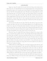 325 Hoàn thiện quy trình kiểm toán khoản mục tài sản cố định trong kiểm toán báo cáo tài chính tại Công ty cổ phần kiểm toán và định giá Việt Nam (VAE)