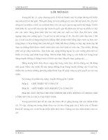 XÂY DỰNG CHƯƠNG TRÌNH TRUYỀN THÔNG CỔ ĐỘNG CHO CÔNG TY COCA COLA TẠI VIỆT NAM