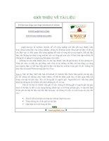 Nhân giống lan Dendrobium bằng phương pháp gieo hạt in - vitro
