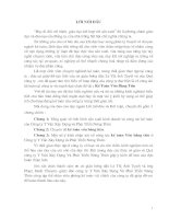 Kế toán vốn bằng tiền ở Công ty Tư Vấn Xây Dựng và Phát Triển Nông Thôn - chương 1, 2