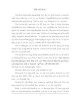 Thực trạng và giải pháp đẩy mạnh hoạt động xuất khẩu hàng sành sứ thủy tinh tại công ty xuất nhập khẩu sành sứ thuỷ tinh Việt Nam – chi nhánh Hà Nội