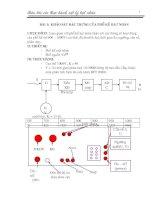 Báo cáo thực hành vật lý hạt nhân 4