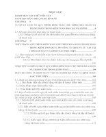 149 Kiểm toán chu trình mua hàng và thanh toán trong quy trình kiểm toán báo cáo tài chính do Công ty DV Tư vấn Tài chính Kế toán & Kiểm toán thực hiện