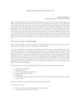 Về quản lý rừng cộng đồng của tỉnh Gia Lai