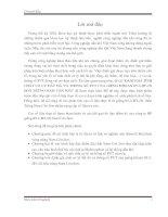 ĐÁNH GIÁ TÍNH CHẤT CƠ LÝ ĐẤT ĐÁ VÀ THÔNG SỐ PVT CỦA GIẾNG KHOAN 05-2-HT-2X BỒN TRŨNG NAM CÔN SƠN