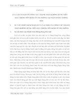 421 Một số biện pháp nhằm nâng cao lợi nhuận ở Công ty TNHH Phú Thái