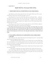 Giáo trình Kỹ thuật nghiệp vụ ngoại thương - Chương 5