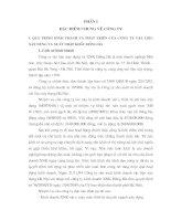 198 Báo cáo tổng hợp về thực trạng tổ chức kế toán tại Công ty Công ty vật liệu xây dựng và xuất nhập khẩu hồng hà