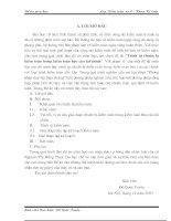 191 Trình tự chuẩn bị kiểm toán trong Kế toán báo cáo tài chính