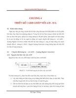 Điều khiển động cơ điện một chiều_Chương 4