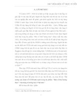 Tư tưởng của Lê-nin về CNTB nhà nước trong tác phẩm : Bàn về thuế lương thực, vận dụng tư tuỏng này ở Việt Nam