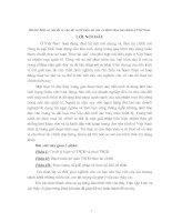 215 Một số vấn đề về chế độ và kế toán tài sản cố định thuê tài chính ở Việt Nam