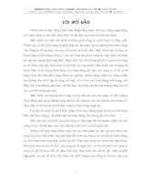 Sự phù hợp giữa cơ cấu tổ chức và chiến lược kinh doanh ở tổng công ty dệt may Việt Nam