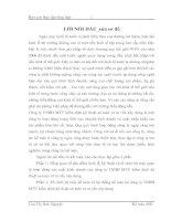 ĐẶC ĐIỂM KINH TẾ _ KỸ THUẬT VÀ TỔ CHỨC BỘ MÁY QUẢN LÝ HOẠT ĐỘNG SẢN XUẤT  KINH DOANH CỦA CÔNG TY