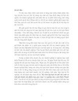 241 Kế toán tập hợp chi phí sản Xuất và tính giá thành sản phẩm may gia công ở xí nghiệp may Xuất khẩu Thanh Trì (48tr)