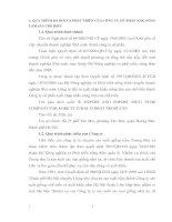 ĐÁNH GIÁ KẾT QUẢ HOẠT ĐỘNG KINH DOANH CỦA  CÔNG TY CỔ PHẦN XNK NÔNG LÂM SẢN CHẾ BIẾN