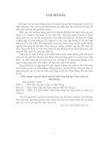 Thực trạng công tác hạch toán kế toán tổng hợp tại Công ty dệt len Mùa Đông (các nghiệp vụ, tài khoản chữ T)