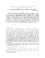 Buoc dau nghien cuu ung dung nang luong mat troi trong dun nuoc nong dung cho sinh hoat -Phan_Van_Thang_kt&cn32005