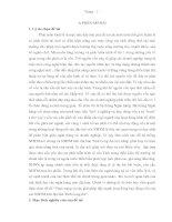 157 Thực trạng và các giải pháp đẩy mạnh hoạt động huy động vốn của các Ngân hàng thương mại trên địa bàn Tỉnh Long An