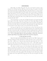 354 Khai thác vốn tại Ngân hàng Nông nghiệp & Phát triển nông thôn Láng Hạ