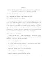 19 Thực trạng tổ chức kế toán lập & phân tích báo cáo tài chính ở Nhà máy thiết bị bưu điện