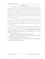Hoàn thiện Kế toán chi phí sản xuất & tính giá thành sản phẩm tại Công ty Cổ phần LiLama 69-1