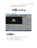 Giới thiệu về Unity3D