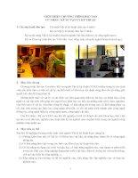Giới thiệu chương trình đào tạo cử nhân/ kỹ sư vật lý kĩ thuật