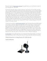 Ứng theo từng loại camera quan sat ha noi là sự phát triển của các loại đầu thu tín hiệu và các công nghệ xem