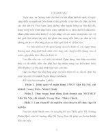 Khái quát về ngân hàng TMCP Nhà Hà Nội, chi nhánh Trung Hoà - Nhân Chính