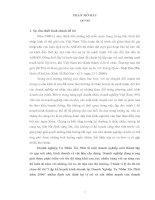 Lập kế hoạch kinh doanh tại Doanh Nghiệp Tư Nhân Tín Phát năm 2006