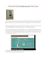 Hướng dẫn lắp đặt và sử dụng hệ thống báo cháy
