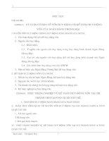 469 Một số biện pháp để nâng cao hiệu quả sử dụng vốn cố định ở Công ty in Tổng hợp Hà Nội