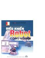 Điều khiển robot công nghiệp