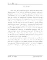PHÂN TÍCH KHẢ NĂNG ÁP DỤNG MÔ HÌNH ĐỊNH PHÍ ĐỂ ĐỊNH PHÍ BẢO HIỂM THÂN TÀU TẠI VIỆT NAM
